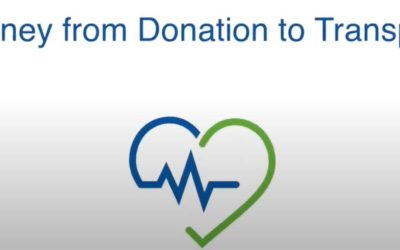 Journey from Donation to Transplant Video